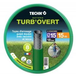 Batterie Turb Overt 15M 15Mm