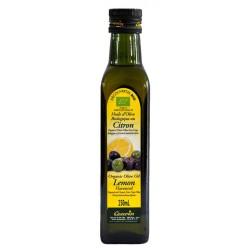 25Cl Huile Olive Bio Citron Cauvin