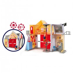 Slp Caserne Pompier