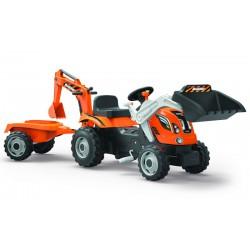 Tracteur Builder Max