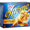 720Ml 6 Cornets Extreme Creme Brulee Nestle