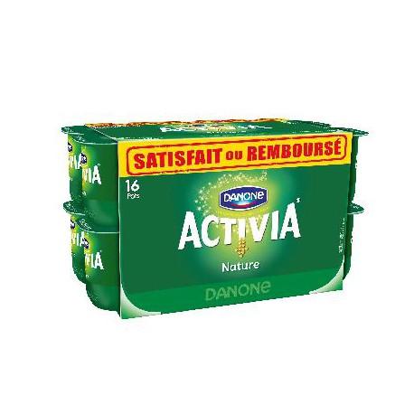 Activia Nature 16X125G