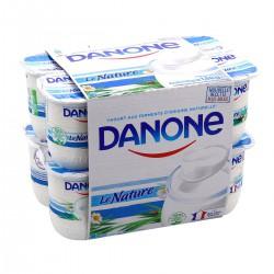Danone Yaourt Nature12X125G