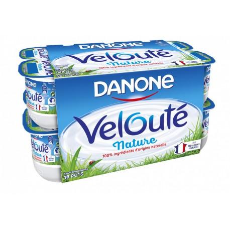 Danone Veloute Nat 16X125G