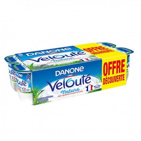 Danone Yt Veloute Natur.8X125G
