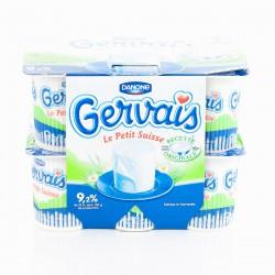 Gervais Petit Suisse Nature Gervais 40%Mg 12X60G