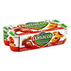 Danone Danacol Panache 8X125G