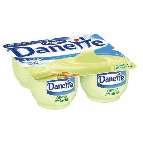 Dan. Danette Sav.Pistach4X125G
