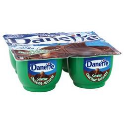 4X125G Creme Dessert Noisette Danette