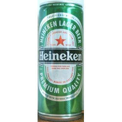 25Cl Biere Slim Can Heineken