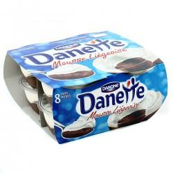 8X80G Creme Dessert Liegeois Chocolat Danette
