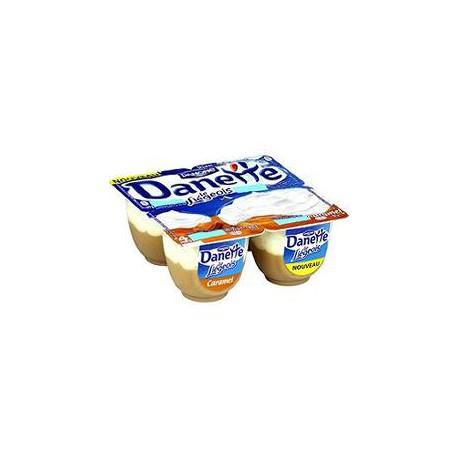 4X100G Liegeois Caramel Dannette