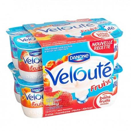Y.Veloute Fruix 12X125G.