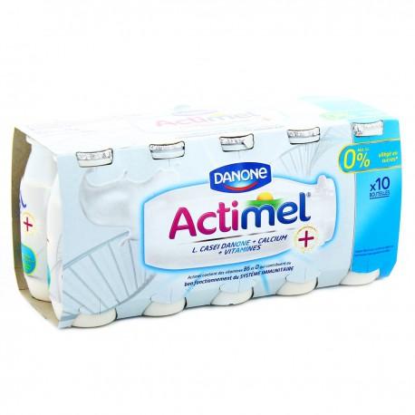 10X100G Actimel 0%