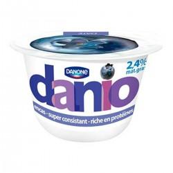 Danio Fromage Frais Myrtille Danio 150G