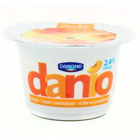 Danio Fromage Frais Pêche Danio 150G
