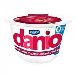 150G Yaourt 0% Cerise Danio