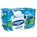 Danone Yaourt Danone Nature 16X125G