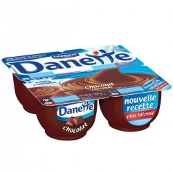 4X125G Creme Dessert Chocolat Danette