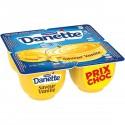 4X125G Creme Dessert Vanille Danette