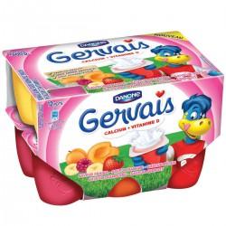 12X50G Petit Gervais Fruit Panache
