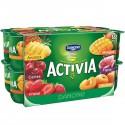 16X125G Yaourt Activia Bifidus Fruits