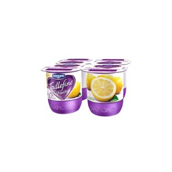4X125G Yaourt Taillefine Citron