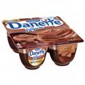 4X100G Creme Dessert Sens. Double Chocolat Danette