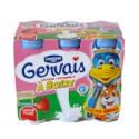 6X100G Petit Gervais A Boire Fraise