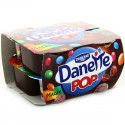 Danette Creme Dessert Danette Pop Chocolat Magix 4X120G