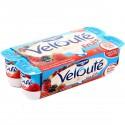 8X125G Yaourt Fruits Rouges Veloute Fruix
