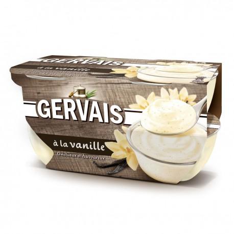 Gervais Le Yt Vanille 4X115G
