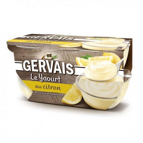 Gervais Le Yt Citron 4X115G
