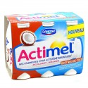 Actimel Sav.Noix Coco 6X100G