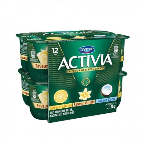Activia Aromat.Panache 12X125G