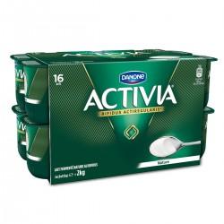 Activia Bifidus Nature 16X125G