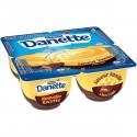 Danette Vanill-Chocolat 4X125G
