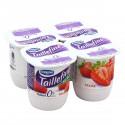 Taillefine Fruit Fraise 4X125G