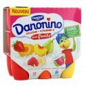 Danonino Fruits Panache 18X50G