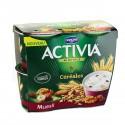 Activia Cereales Muesli 4X120G