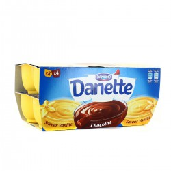 Danette Sav.Van-Choco 12X115G