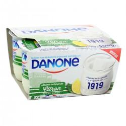 Danone Yt Lt Ent.Citron 4X125G