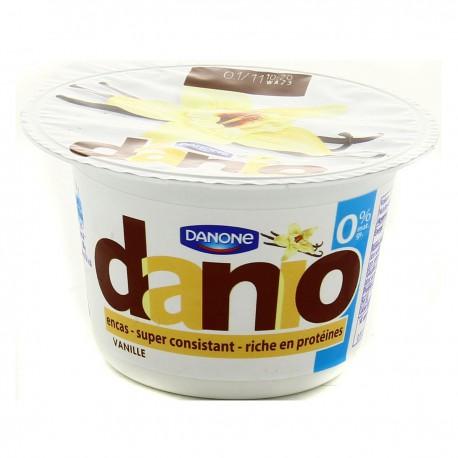 150G Danio 0% Vanille