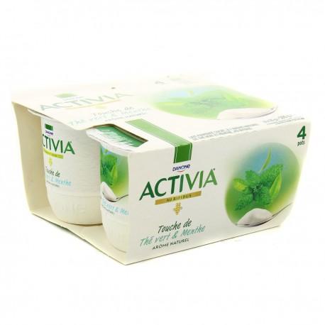 Activia Touche The Vrt 4X125G