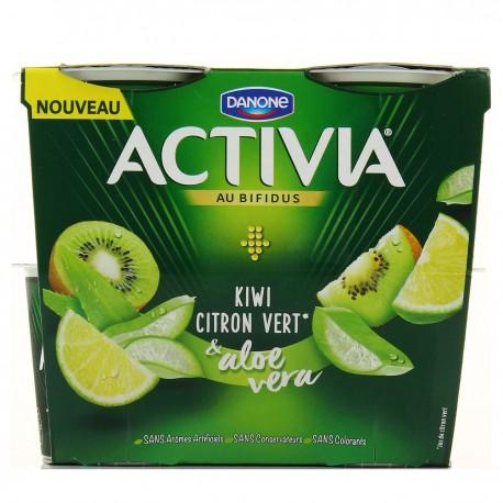 Activia Kiwi Cit.Vt-Al.V4X120G