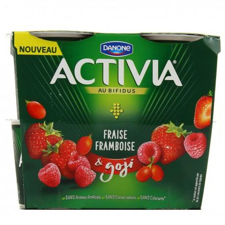 Activia Frse-Fbse & Goji4X120G