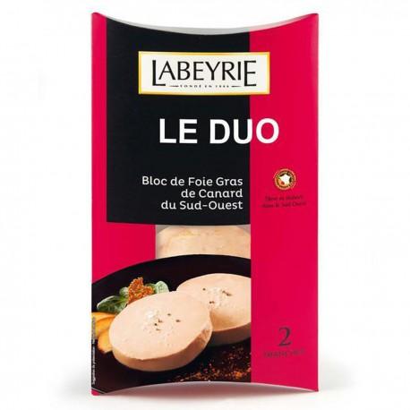 Lab.Duo Bloc Foie Gras Cnd 75G