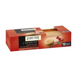 75G Bloc Foie Gras Canard Cerise/Piment Labeyrie