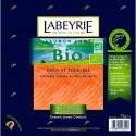 1 Tranches Saumon Fume 2 Bio Irlandais 75G Labeyrie