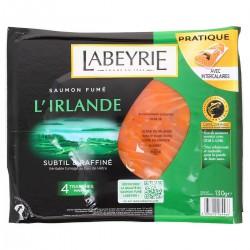 Lab Saumon Fume Irlande 4T130G
